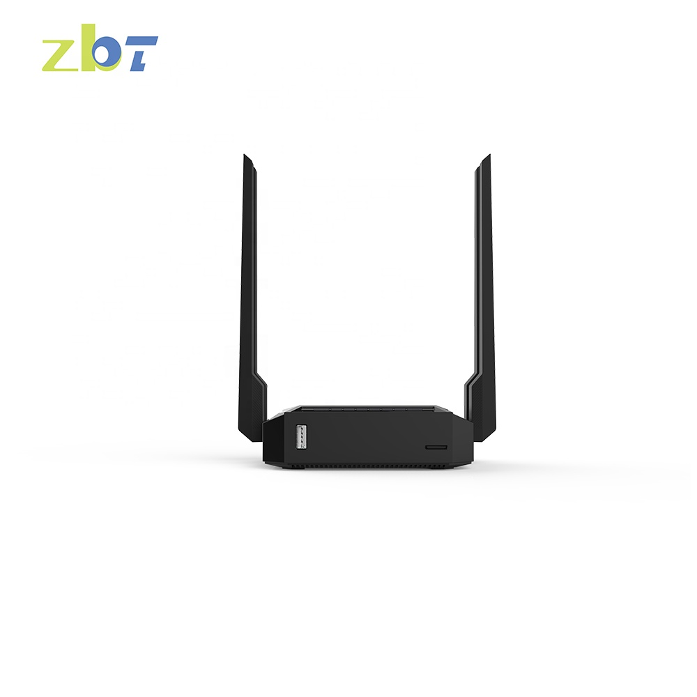 300Mbps hause mit wireless router 2,4g single band mit USB 2.0 port