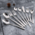 18/10 stainless steel  tableware flatware fork and knife  for dinner cutlery set
