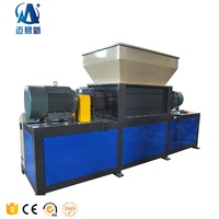 Fabric Textile garments clothes Waste Recycling Shredder Machine
