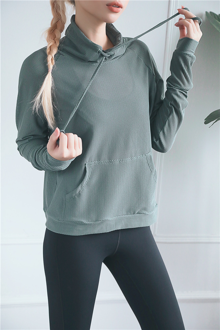 High Quality Sport Fitness Jacket 13