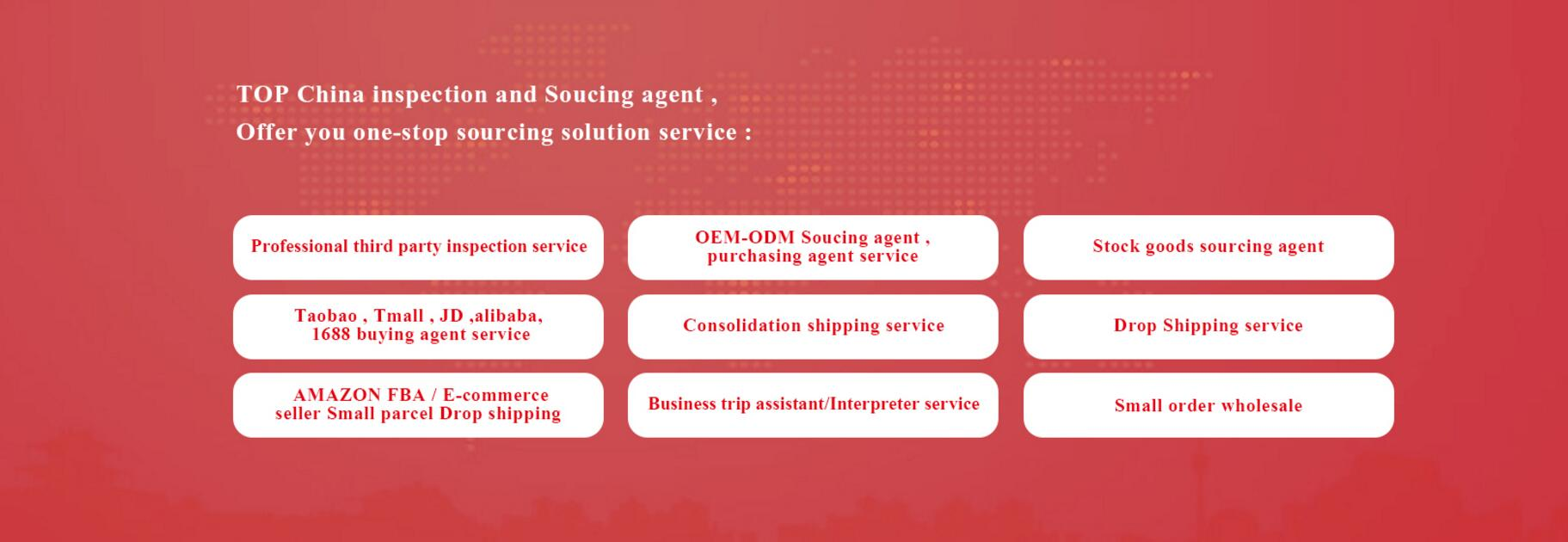 China Top Professional Stock Goods Buying Agent -purchasing Agent -drop  Shipping Service Agent -one Stop Sourcing Service - Buy Shenzhen Taobao  Tmall 1688 Jd Buying Agent,China Professional Purchasing Agent Shenzhen, China Taobao Tmall