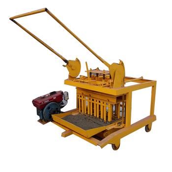 Hot Sale Fly Ash Hollow Block Machine Jc 4-45 Cement
