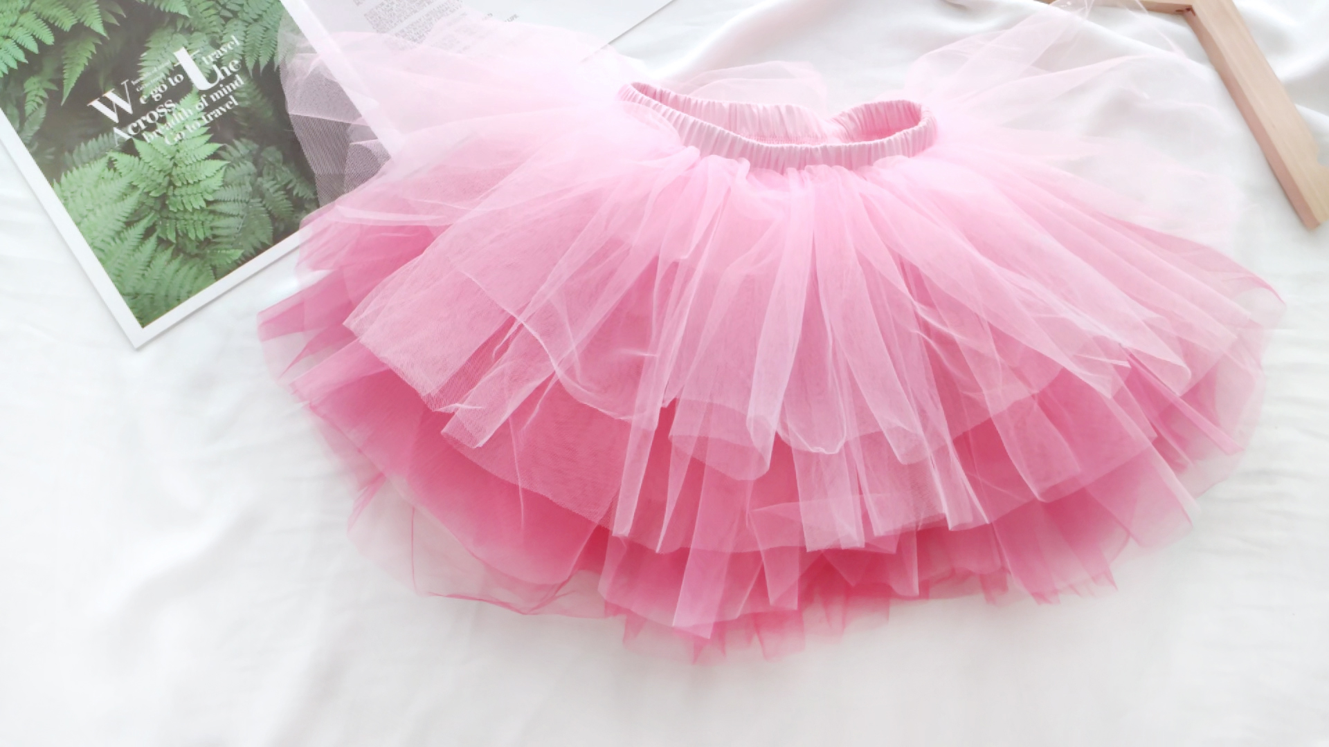 Wholesale Kids Ballet Skirt Assorted Size and Color Little Girl's Dance Pettiskirts Pink White Children Baby Tutu Skirt