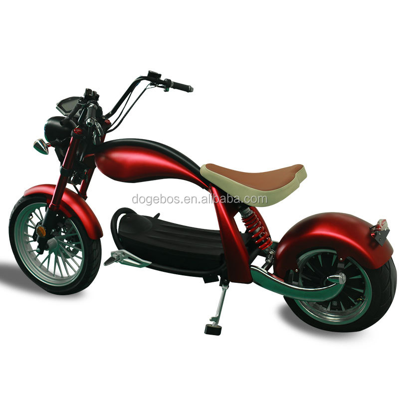 M4 Eec/Coc Approval 2500W Dual Motor Cheap Adult Motorcycle  Electric Scooters
