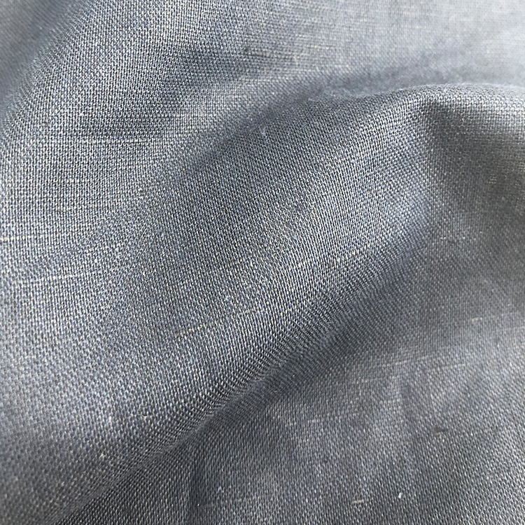 factory wholesale japanese cotton fabric linen 128gsm organic cotton linen fabric soft linen cotton fabric