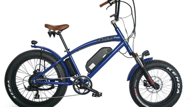 Fantas - Chopper 48V500W 13Ah ไขมันไฟฟ้าจักรยาน