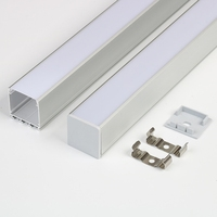 27X11Mm Led Underground Lamp Aluminum Groove ,Aluminum Recessed Profile Alloy For Inground/Floor/Wall/Stair Lighting
