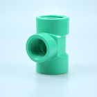 Pvc Pipe Fitting Pvc 3 Way Pvc Pipe Fittings Hot Sale Customized Pvc Pipe Fitting BS Standard 3 Way Tee Conduit For Water Supply
