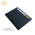 File Folder Folder Document File Folders Customized Business Loose Leaf File Folder PU Leather A4 Portfolio Manager Document Organizer