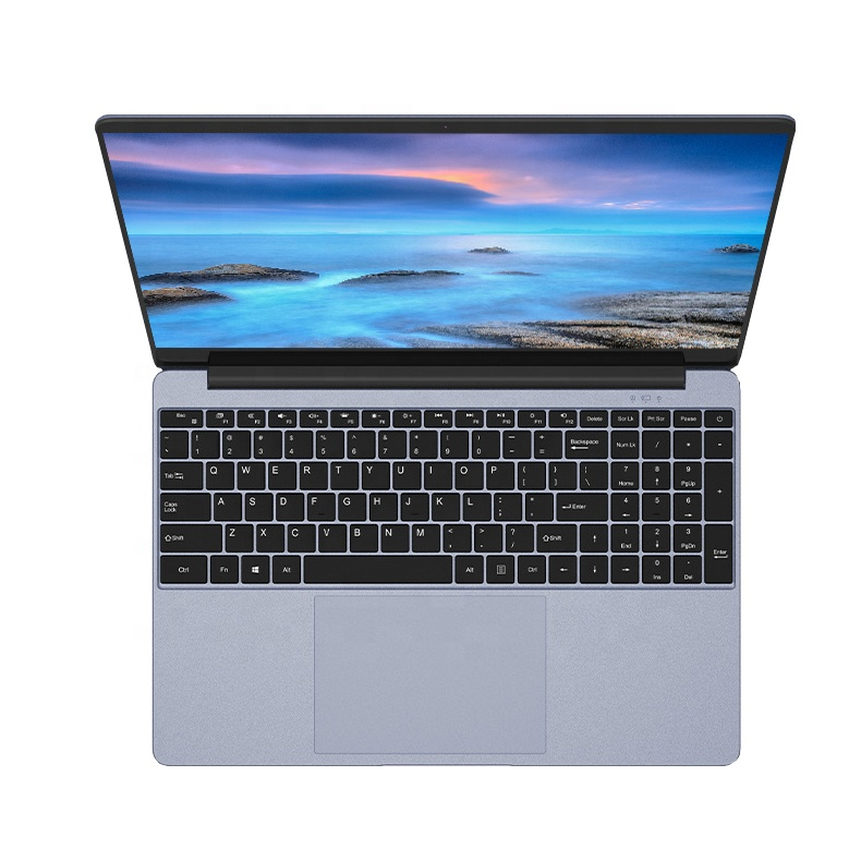 2020 Hot 15.6 inch full Metal Narrow Edge Laptop core i3 with 8GB 16GB Ram SSD +HDD