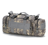 2019 Outdoor camping eco-friendly black camo camouflage military army tactical digital video tote travel camera bags