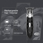 NEW Zero Adjustable Hair Cutting Machine Head Out Professional Hair Trimmer Hair Clippers