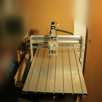 Affordable CNC 6090 aluminum frame cnc DIY kits