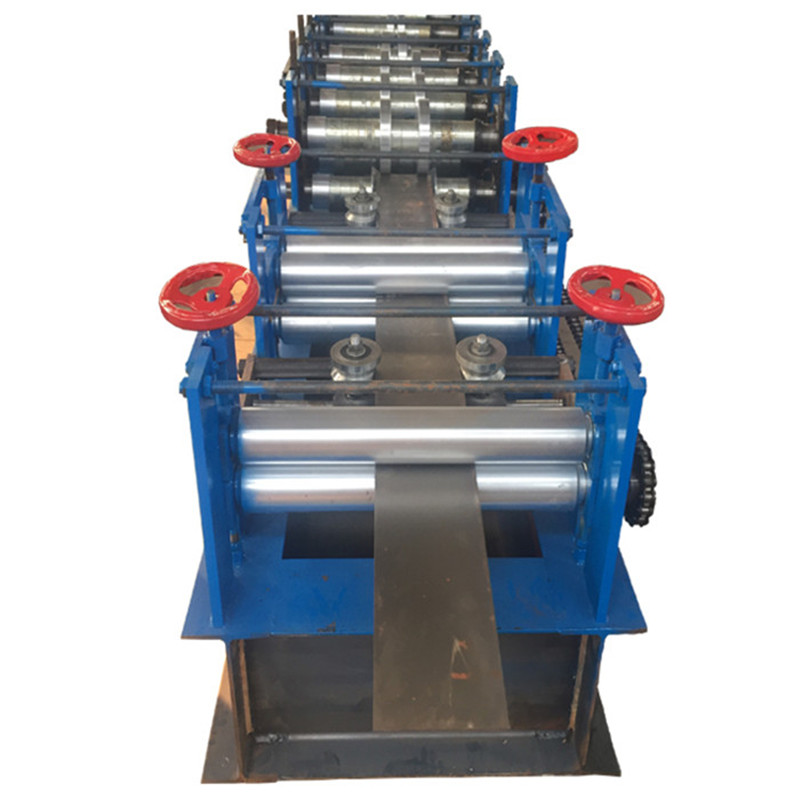 Fully Automatic Cold Steel Strip Profile Used C Z Purlin Roll Forming machine