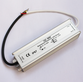 80W LED Driver Power Supply Constant Voltage 12v DC Power Supply