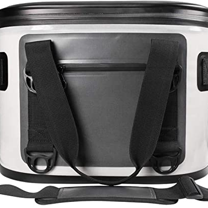 30 פחיות רך Cooler תיק 20L עמיד למים נייד מבודד קירור עבור צהריים לוקחים, מחנאות, פיקניקים, ים דיג, טיול חוף