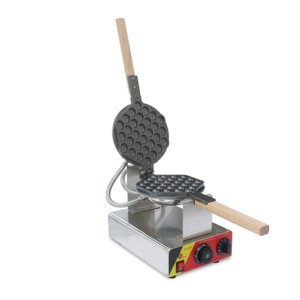 New style low price electric bubble waffle maker with German Brand