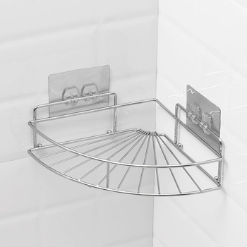 Ironbath Shower Rack Adhesive Corner