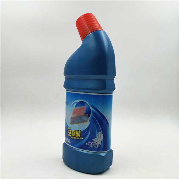 Respetuoso del medio ambiente de drenaje de limpieza detergente Descaler líquido limpiador de baño