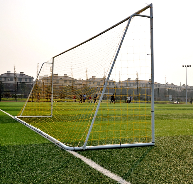 XY-G300B 3*2m 5-a-side steel pipe foldable soccer hockey goal <strong>football</strong> and rugby
