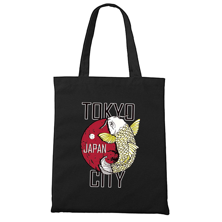 Promotional cotton canvas tote bag, high quality black shopping bag cotton, hot sale bolsos de lona