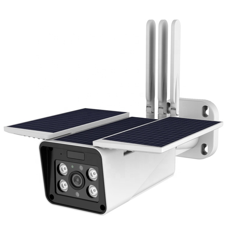 Commercio all'ingrosso IP65 impermeabile 6000mAh battery powered wifi telecamera di sicurezza prodotti per esterni