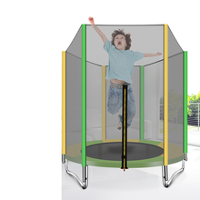5ft Ginástica Pulando de Fitness Interior Crianç<span class=keywords><strong>as</strong></span> Crianç<span class=keywords><strong>as</strong></span> Mini Trampolim <span class=keywords><strong>para</strong></span> <span class=keywords><strong>As</strong></span> Crianç<span class=keywords><strong>as</strong></span>