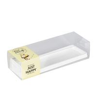 Accept Custom Cheap Hard Plastic Bread Box Roll Cake Box Packaging Cheese Cake Plastic Tray Box