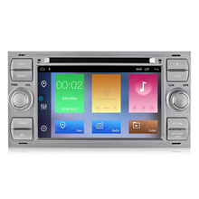 "MEKEDE 7 ""Quad core Android 10 DSP auto dvd player stereo Für Ford Focus 2 Mondeo S C Max Fiesta galax 1 + 16GB WIFI GPS <span class=keywords><strong>Video</strong></span>"
