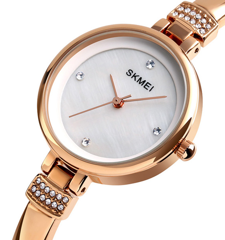 2019 slim stone shell face skmei 1409 ladies <strong>womens</strong> analog <strong>watches</strong> <strong>for</strong> small stainless steel quartz <strong>wrist</strong> <strong>watch</strong>