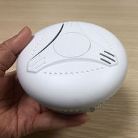 factory price wireless interconneted APP smart control fire smoke detector alarm