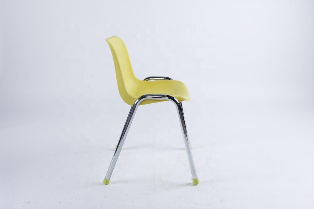 wholesales stacking plastic kids study chair Professional Children Furniture Plastic Chair Kindergarten Plastic Chair