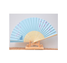 Chinese Hand Fans Bamboo Fan Chinese Hand Held Fans Paper Bamboo Folding Fans Handheld Folded Fan For Church Wedding Hand Holding Fans Decor