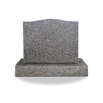Cheap G688 grey granite tombstone