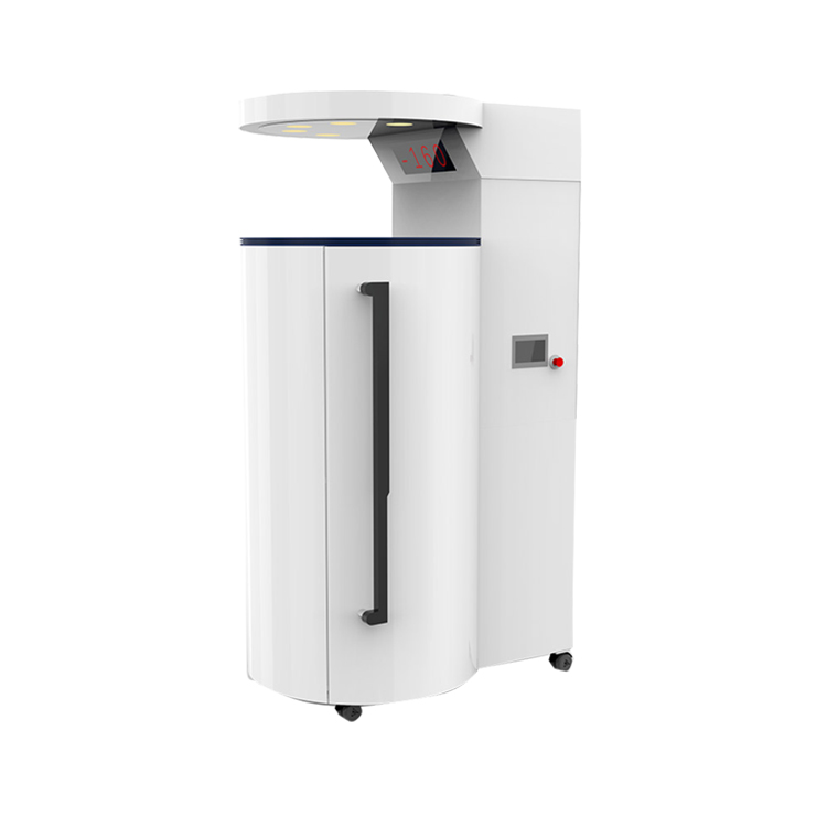 Whole Body Cold Therapy Cryotherapy Chamber For Gym Health Club