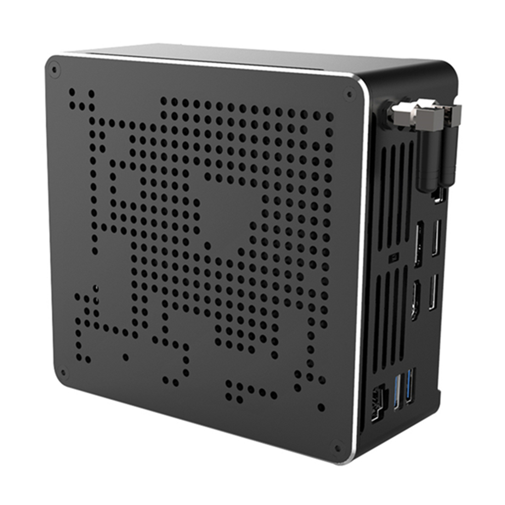 2020 New10th Gen Nuc i7 10750H i9 9880H 6 Core i5 <strong>Mini</strong> <strong>PC</strong> 2 Lan Win 10 2*DDR4 2*M.2 NVME AC WiFi Gaming Computer Laptop 4K DP HD