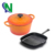 gas cookware restaurant cast iron casserole dish