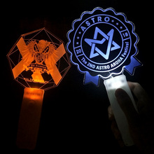 Custom Acryl Kpop Led Light Stick <span class=keywords><strong>Concert</strong></span> Glow Stick