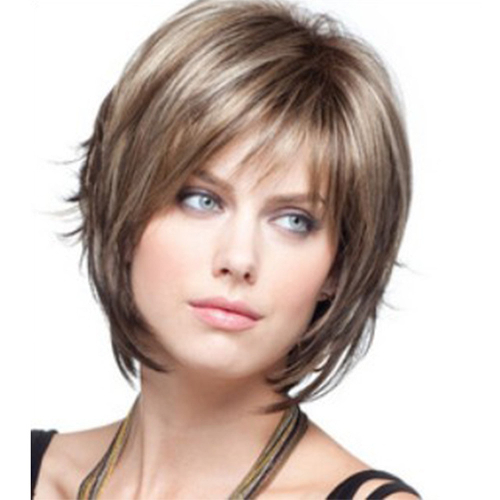 wholesale hot selling Fashion Women stock curly blonde <strong>full</strong> <strong>lace</strong> short bob drain <strong>synthetic</strong> hair <strong>wig</strong>