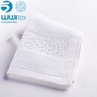 Factory High Quality microfiber white towels baths supply hotel towel