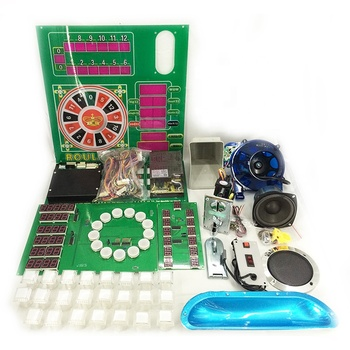arcade gambling machine royal crown smart main pcb mother board game set mini casino shot electronic roulette
