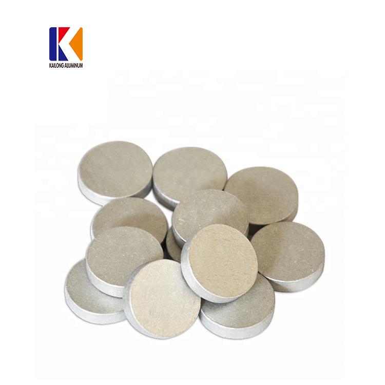 Aluminium circle discs round for utensils cookware manufacturer