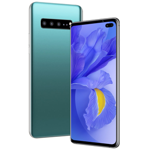 Global SuperCharge unlocked as S10 Pro design Smartphone 6.3 inch 8GB+256GB China Version 6.47 inch Screen 9.1 Android 9 phone