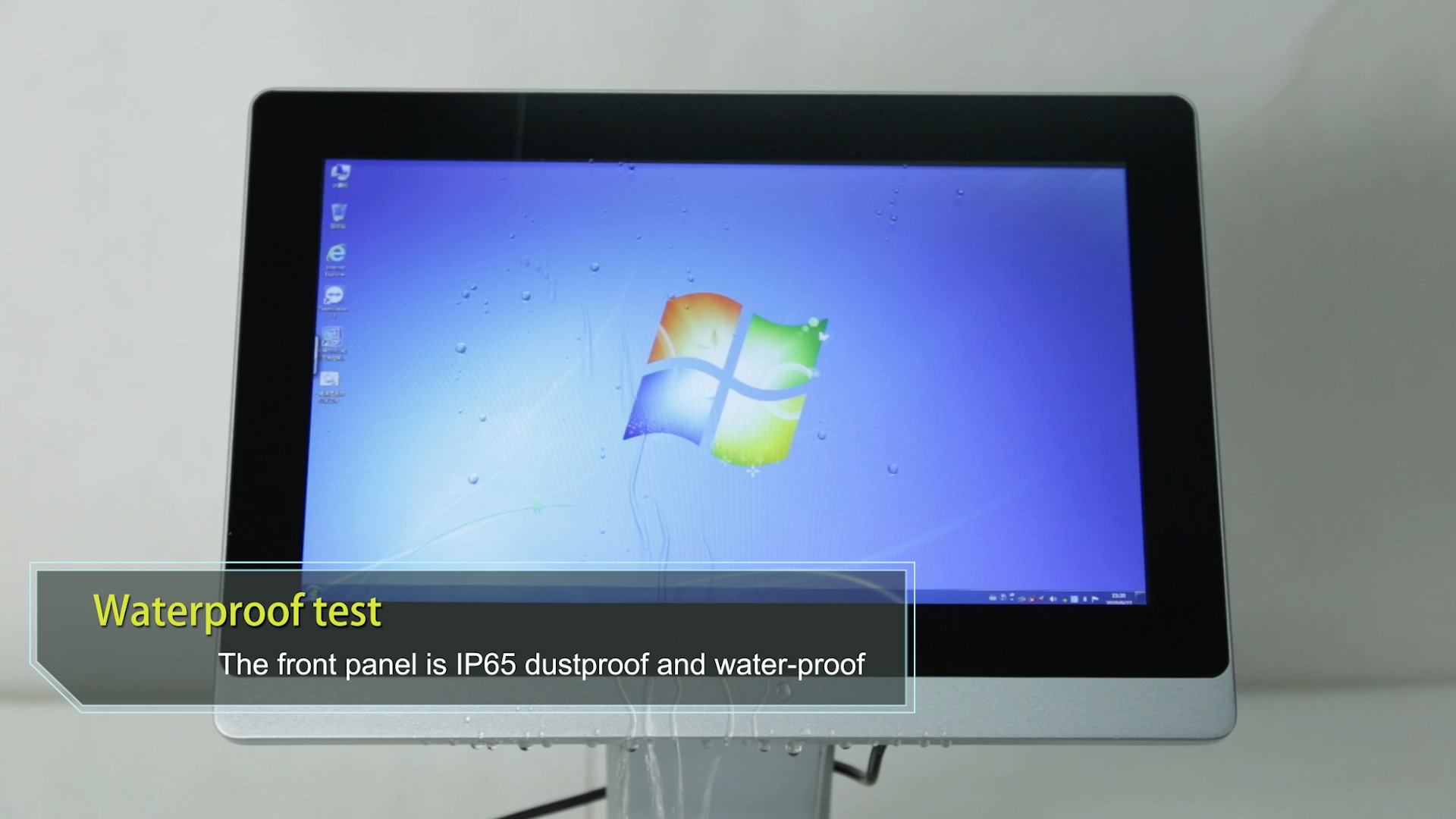 win7 8 10 XP tablet pc X86 all in one industrial touch screen PC