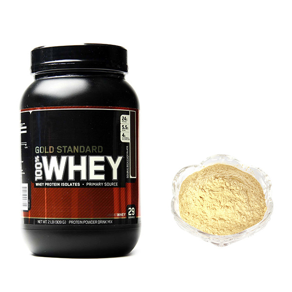 Wholesale gold standard vegan whey protein powder protein powder 100% whey