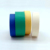 No residue 3m replace pre taped crepe paper painting protection tape, colored paper masking tape jumbo roll