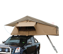 China Aluminium <span class=keywords><strong>Camping</strong></span> Truck Auto 4 Persoon Roof Top Tent Te Koop