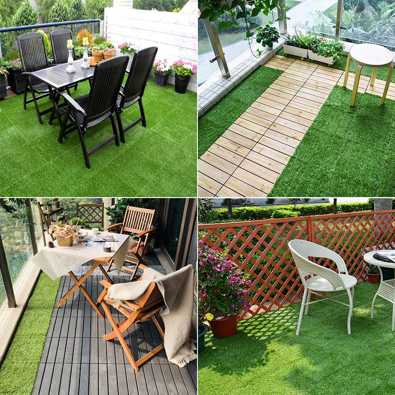 Artificial Gym Turf Artificial Grass for Gym with Shock Pad