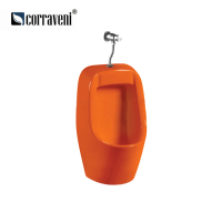 Fashion design high quality ceramic wall flush mounted urinal wc toilet sink urinal