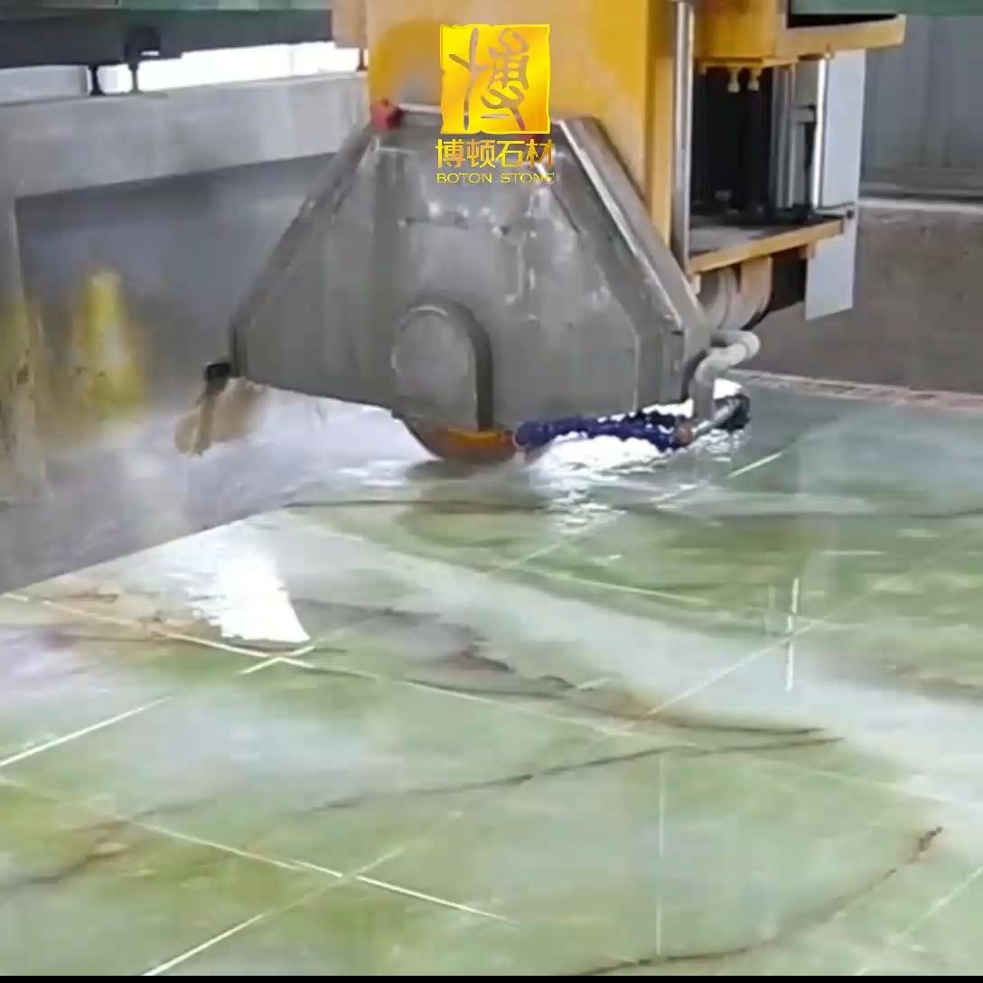 Моноблок Автоматическая гранитная пила для резки камня